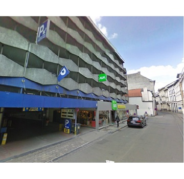 Center parking (Ghent)